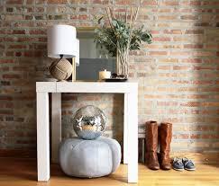 Parsons Mini Desk Aqua by Gold Mini Locket Base Lamp