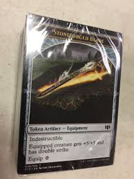 Mtg Commander Decks 2014 by Magic The Gathering Commander 2014 Forged In Stone Deck Ebay