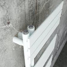 design badheizkörper handtuchwärmer d16w in weiß größe wählbar