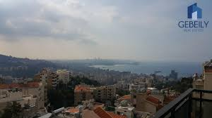 100 Rabieh Gebeily Real Estate A 260m2 Apartment For Sale In Metn GB00153
