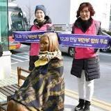 慰安婦像, 大韓民国, 慰安婦問題日韓合意, 慰安婦, 釜山広域市, 日本, 市民団体