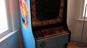 Mame Arcade Machine Kit by Scratch Built Donkey Kong Arcade Cabinet Make