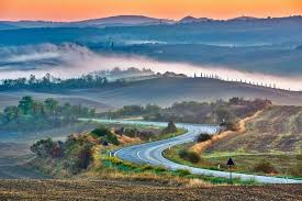 Tuscany Road Trip Scenic Drives Through