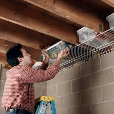 Ceiling Joist Definition Architecture by 12 Simple Storage Solutions For Small Spaces Family Handyman