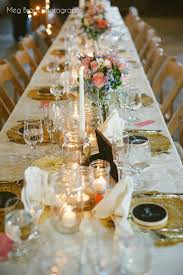 Cheap Wedding Decorations That Look Expensive by Best 25 Gold Chargers Wedding Ideas On Pinterest Long Table