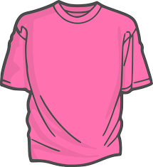 Free Vector Graphic Shirt Pink T Jersey Tee