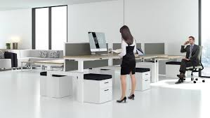Jesper Office Height Adjustable Standing Desk by Avoiding Musculoskeletal Problems Implementing Standing Desks