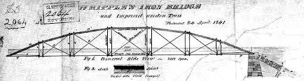 104 Bowstring Truss Design Bridge