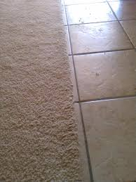 floor transition strips tile to carpet tile flooring ideas