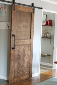 Dude, I Built A Herringbone Barn Door | Barn Doors, Herringbone ... Make Your Own Barn Door Bedroom Fabulous How To Headboard Full Best 25 Diy Barn Door Ideas On Pinterest Sliding Doors Diy Wilker Dos Track Find It Love To Build A Howtos Epbot For Cheap Hdware With Trendy Steel Hcom 6ft Modern Builds Ep 43 Youtube Closet Install Hdware Ana White Grandy Console Projects