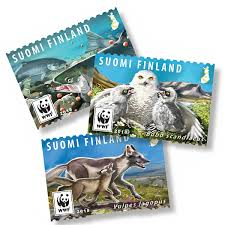 Stamps Posti For Private Customers