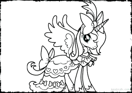 Unicorn Printable Coloring Pages Fantastical