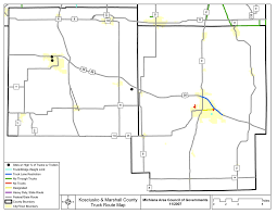 Michiana Area Council Of Governments 2007 Truck Route Inventory ...