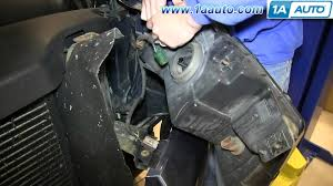 how to install replace change headlight and bulb 2004 08 ford f150