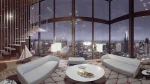 100 Penthouses In Melbourne Penthouse Apartment 360 Tour By ROC Architects YouTube