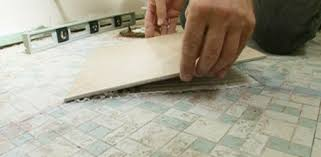 Thinset For Porcelain Tile On Concrete by How To Tile A Bathroom Floor Today U0027s Homeowner
