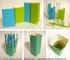 Basket Weave Vases