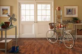 Laminate Flooring With Pre Attached Underlayment by Textured Surface Flooring Onflooring