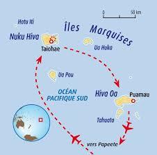 photos des iles marquises randonnée polynésie les îles marquises terre des hommes