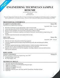 Lab Technician Resume Objective Medical Laboratory Salary Info Free Sample Cover