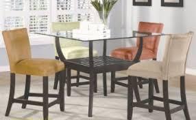 Elegant Dining Room Furniture Round Table Sets