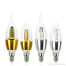 high lumens led bulb e14 smd2835 energy saving l led candle
