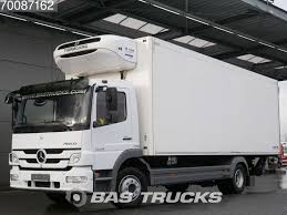 MERCEDES-BENZ Atego 1224 L 4X2 Manual Ladebordwand Euro 5 German ...
