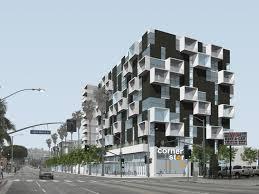 100 City Rent A Truck Santa Monica La Brea Koning Eizenberg Rchitecture