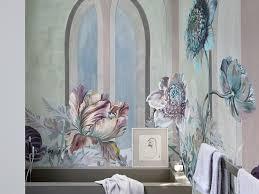 tapete fürs badezimmer juliet by wall decò design germani