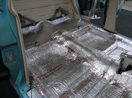 Insulating Carpet by Under Carpet Auto Insulation Carpet Vidalondon