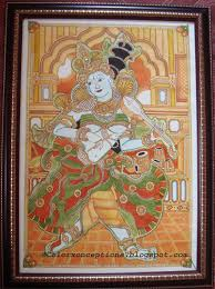 Nokia Mural 6750 Ebay by 100 Famous Kerala Mural Artists Things To Do In Kerala The