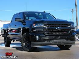 100 Used Chevy Truck For Sale 2016 Silverado 1500 LTZ 4X4 In Ada OK