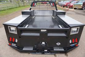 TM CM Truck Bed - Dickinson Truck Equipment
