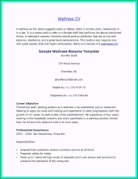 Waitress Resume Objective Excellent Cocktail Server Resume ... Waitress Job Description Resume Free 70 Waiter Cover Letter Examples Sample For Position Elegant Office Housekeeping Duties Box For Unique Resume Rponsibilities Of Pdf Format Business Document Download Waitress Mplates Diabkaptbandco New 30 Bartender