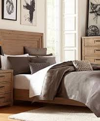 Macys Bedroom Sets by Canyon Platform Bedroom Furniture Collection Created For Macy U0027s