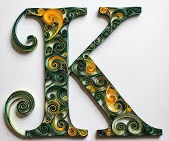 Letter Images K