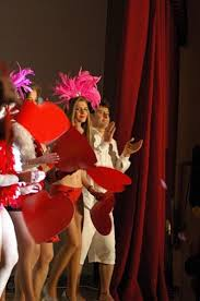 alchimie prod cours de danse cabaret revue