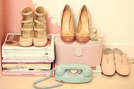Shoes Vintage And Pink Image