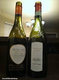 Nelson s Wine Blog Moscato Castello Del Poggio 2014