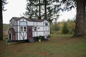 100 Tiny House Newsletter Tudor By Heirloom In Oregon USA