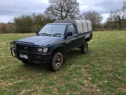 Toyota Hilux Mk3 1995 Non Turbo | In Macclesfield, Cheshire | Gumtree Turbo Custom Cab 1985 Toyota 4x4 Pickup Curbside Classic 1986 Get Tough 1989 Pickup 2jz Single Turbo Swap Yotatech Forums 22ret Sr5 Factory Trd Youtube 2011 Hilux 25 G A Turb End 9152018 856 Pm Toyota Hilux 24 Turbod4wd 1999 In Mitcham Ldon Gumtree The 3l Diesel 6x6 Stout Tow Truck Non 1983 For Sale Junk Mail Project Rebirth Page Mrhminiscom U Old Parked Cars Xtracab