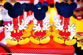 Birthday Party Decorations Mickey Mouse Image Inspiration of
