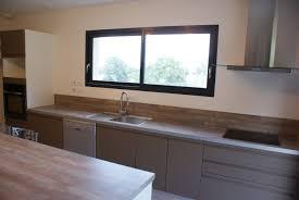 fenetre de cuisine fenêtre coulissante pour cuisine idées décoration intérieure