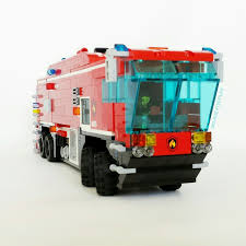 Moc Noageforplay Oshkosh Fire Truck Inspiration | Lego | Pinterest ...