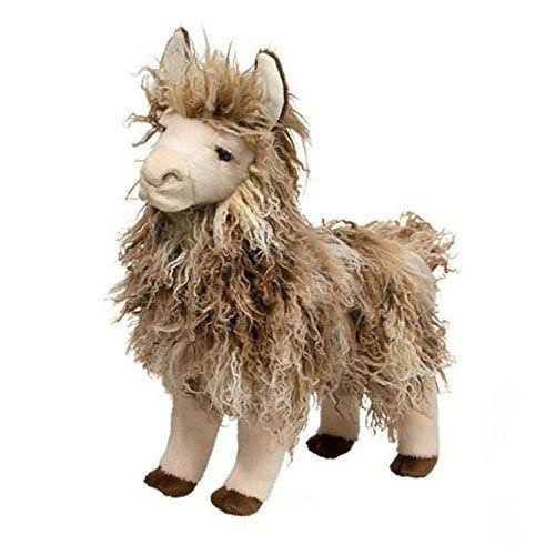 Douglas Cuddle Toys 274 Lance Llama Stuffed Animal - 15""