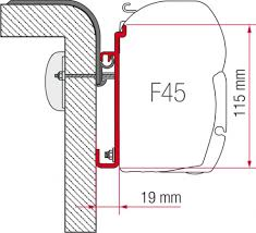 Fiamma Awning Rapido Adapter Bracket F45s Fiamma Awning Bromame F45s Fiamma Awning View Topic Image May Have Been Ruced Installation Faroutride Thesambacom Vanagon Topic Ae Horizon Wind Out On Ptopcali Rail Vw T4 Forum T5 Wall Brackets For Legs Kit 98655176 Ebay F35 Adapter California Adaptors Or Canopy Pro Supply Costs Self Fit Fixing F45 F45ti F45til Motorhome Rapido Bracket Caravan Mercedes Sprinter Highroof