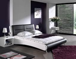 chambre avec lit noir lit adulte design noir et blanc elodie lit adulte chambre