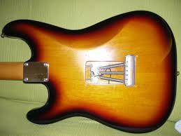 Fender Stratocaster Stevie Ray Vaughan SRV 90s Jemfield Images