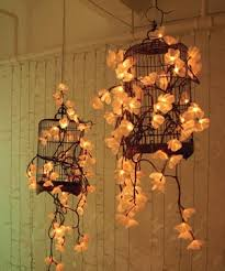 Ways To Decorate Your Bedroom With Fairy Lights