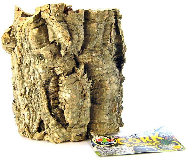 Zoo Med Natural Cork Bark - Round, Extra Large